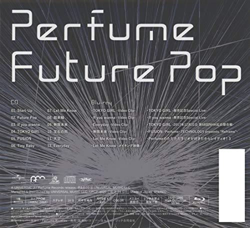 Future Pop(完全生産限定盤)(Blu-ray付)