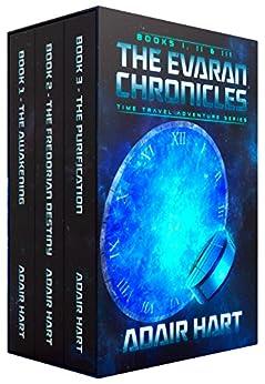 The Evaran Chronicles Box Set: Books 1-3 by [Hart, Adair]