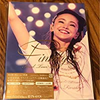 安室奈美恵さん finally 初回限定盤 Blu-ray