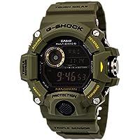 Casio G-Shock Rangeman Master Of G Series Stylish Watch - Green/One Size