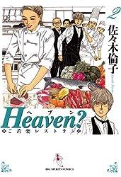 Heaven?〔新装版〕(2) (ビッグコミックス)