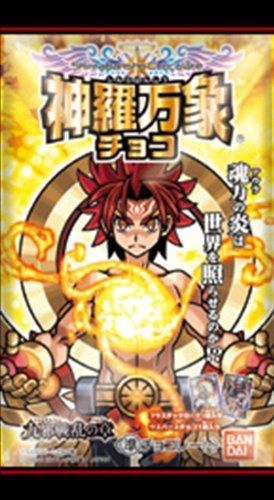 神羅万象チョコ 九邪戦乱の章4弾 BOX(食玩)