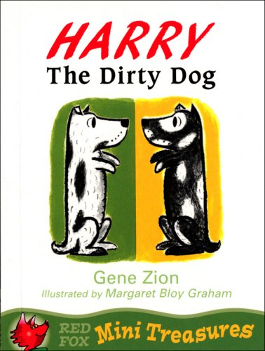 Harry The Dirty Dog Mini Treasure (Mini Treasures)の詳細を見る