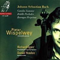 Johann Sebastian Bach: Gamba Sonatas (1999-09-14)