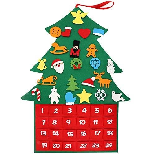 T98 クリスマス 壁掛け Brand 飾り カウントダウン...