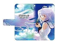 プラスティック・メモリーズ 01 アイラ デザイン1 手帳型スマホケース iPhone6/6s/7/8兼用