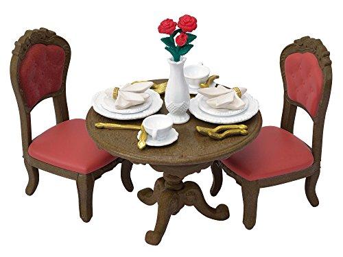シルバニアファミリー タウンシリーズ 街のダイニングテーブル...