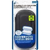 CYBER ・ セミハードケース ( PS Vita2000/1000 用) ブラック