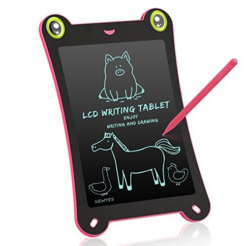 [해외]NEWYES 전자 패드 전자 노트 그림 그리기 습자 계산 개구리 장난감 아이 8.5 인치/NEWYES electronic pad electronic memo picture drawing calligraphy frog toy child 8.5 inch