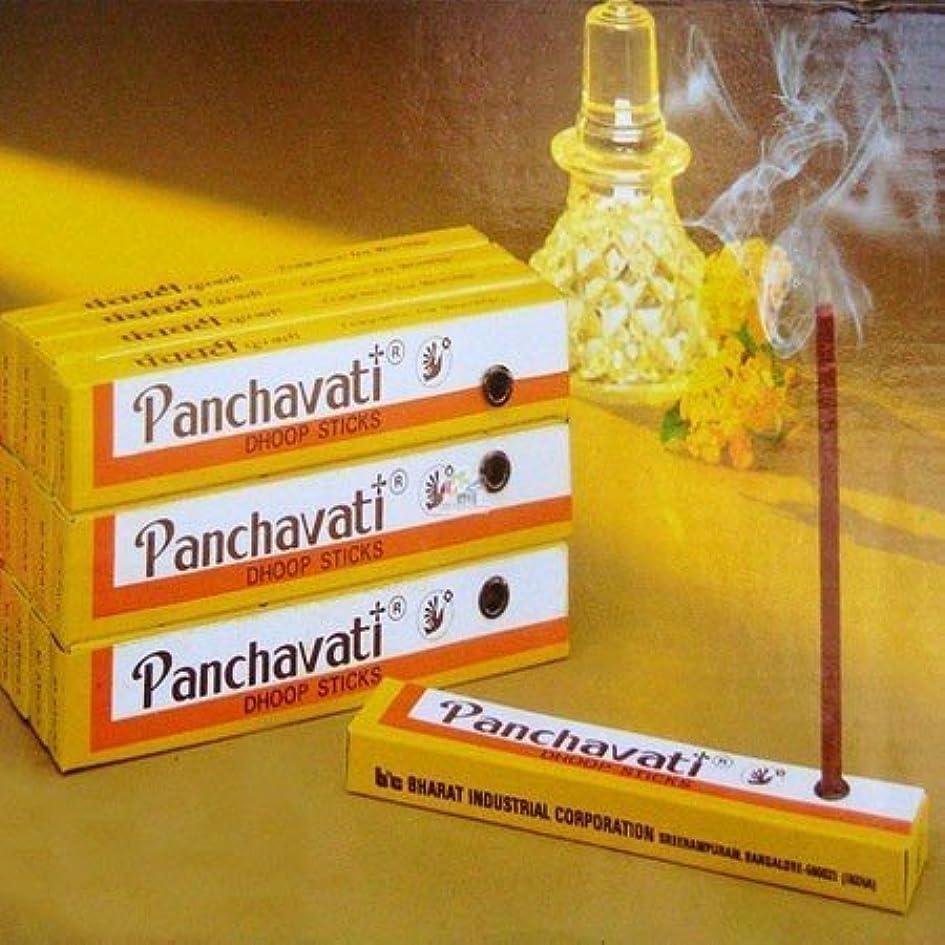 日光信念出席siddhratan 8 x 12箱 パンチャヴァティ ドゥフープ/インセンススティック 瞑想と啓発