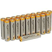 Amazonベーシック 乾電池 アルカリ 単4形 20個パック