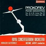 Piano Concertos no.2 & no.3