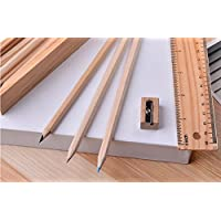 12色鉛筆/クレヨンin木製Storageアクティビティボックスby sloffice