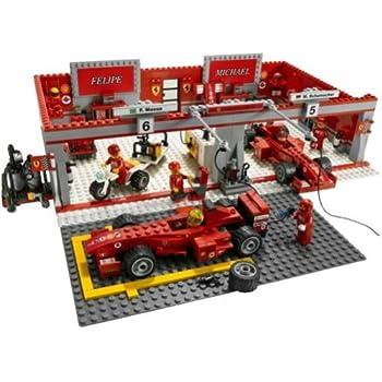 レゴ (LEGO) レーサー フェラーリF1チーム 8144