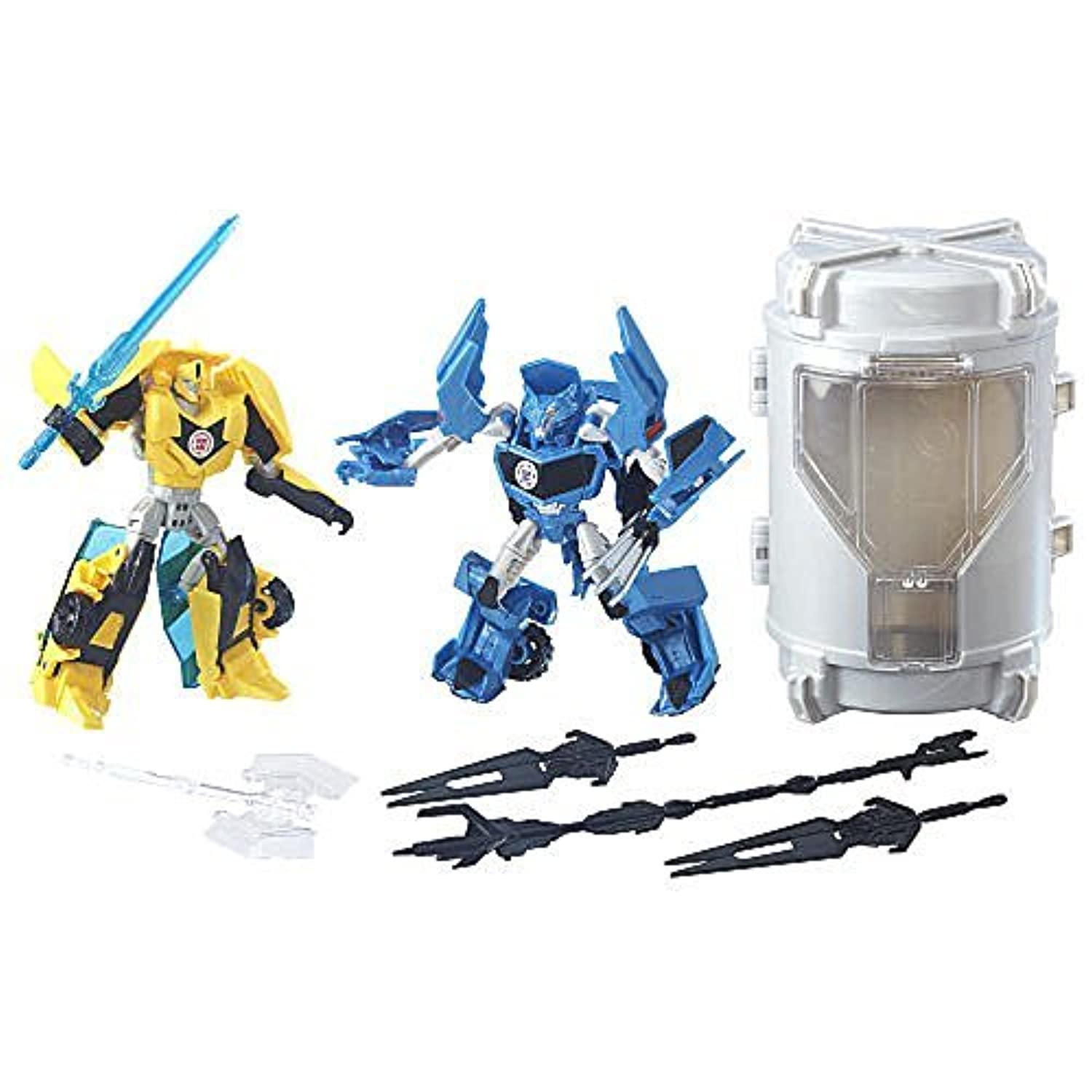 Transformers Robots in Disguise Clash of the Transformers Decepticon Island Showdown Exclusive Warrior Action Figure 2-Pack [並行輸入品]
