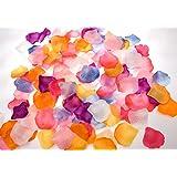 (ウエディングランド)WEDDINGLAND 造花フラワーシャワー 8色 パーティー 小物 ウェディング 結婚式 装飾 花びら 2次会 お祝い たっぷり 約1000枚以上