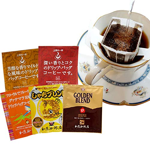 honu加藤珈琲店 ドリップコーヒー コーヒー 160杯 ドリップパックコーヒーセット B00P8QT5AM 1枚目
