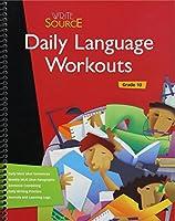 Great Source Write Source Daily Language Workout Grade 10 (Write Source Language Series)
