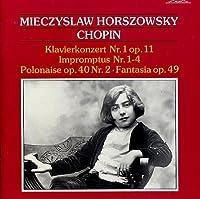Piano Concerto 1 Op 11 / Impromptus 1-4