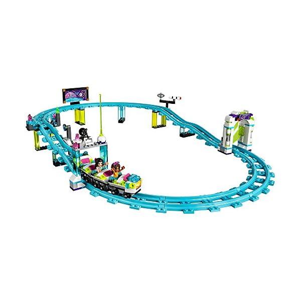 レゴ (LEGO) フレンズ 遊園地ジェットコ...の紹介画像2