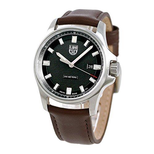 [ルミノックス]LUMINOX 腕時計 ドレスフィールド 1830シリーズ ブラック 1831 メンズ [並行輸入品]