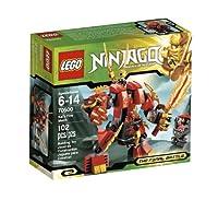 レゴ (LEGO) ニンジャゴー カイのファイヤー・ロボ 70500