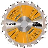 リョービ(RYOBI) 硬質窯業系チップソー サイディングボード用 丸ノコ NW422ED他用 125×20mm 20P 6653391