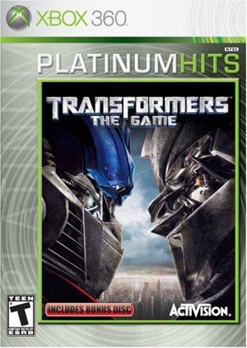 Transformers the Game  (輸入版:北米)
