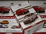 京商 1/64 フィアット ミニカーコレクション FIAT 500 水色 画像