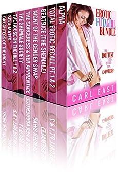 Erotic Futagirl Bundle by [East, Carl]