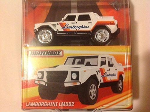 2016 Best of Matchbox Premium Collection Lamborghini LM002 White