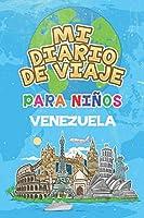 Mi Diario De Viaje Para Niños Venezuela: 6x9 Diario de viaje para niños I Libreta para completar y colorear I Regalo perfecto para niños para tus vacaciones en Venezuela