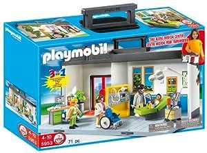 Playmobil(プレイモービル) Take Along Hospital 病院 5953 【並行輸入品】