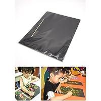 (SOWAKA) スクラッチアート ペーパー 専用竹ペン セット ですぐに使える 画用紙 (10枚セット)