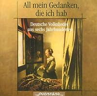 Various: All Mein Gedanken Die