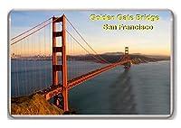 San-Francisco-Golden-Gate-Bridge-fridge-magnet by Photosiotas