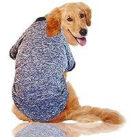 プラスサイズ大型犬の服冬の絵show2,4XLとして、ペットの犬のコートジャケットピットブルブルドッグゴールデンレトリバーのためのビッグ犬服スポーツパーカーを温めます