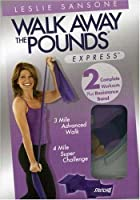Walk Away Pounds - Miles 3 & 4 With Stretchie [DVD]