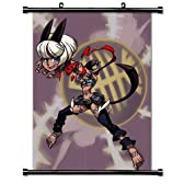 SkullGirls Ms. Fortune CWS Game Wall Scroll Poster (16 x 20 Inches) by Custom Wall Scrolls, Inc. [並行輸入品]