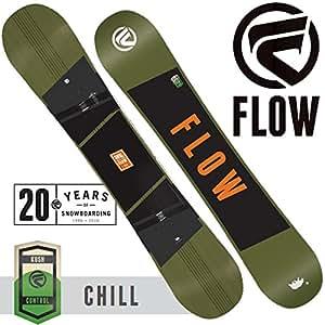16-17 FLOW / フロー CHILL チル メンズ スノーボード 板 2017 154