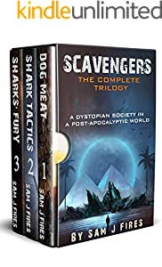 Scavengers Box Set: The Complete Post-Apocalyptic Series (English Edition)