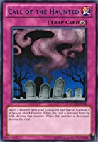 Yu-Gi-Oh! - Call of the Haunted - Blue (DL12-EN018) - Duelist League 2011 Prize Cards - Promo Edition - Rare