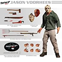 Friday the 13th Part 3Jason Voorhees One : 12Collectiveアクションフィギュア