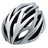 GIRO(ジロ) イオノス(IONOS) WHITE/SIL ホワイト/シルバー Lサイズ59-63㎝ JCF公認ヘルメット