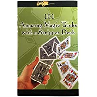 101 Magic Tricks with a Stripper Deck Booklet by Royal Magic [並行輸入品]