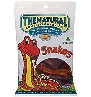 自然のお菓子。 蛇の200g×12