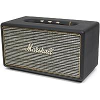 工場再生品 Marshall マーシャル Stanmore Bluetooth Speaker Black [並行輸入品]