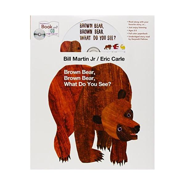 Brown Bear Book, Brown B...の商品画像
