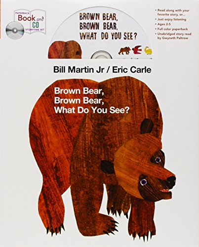 Brown Bear Book, Brown Bear, What Do You See?