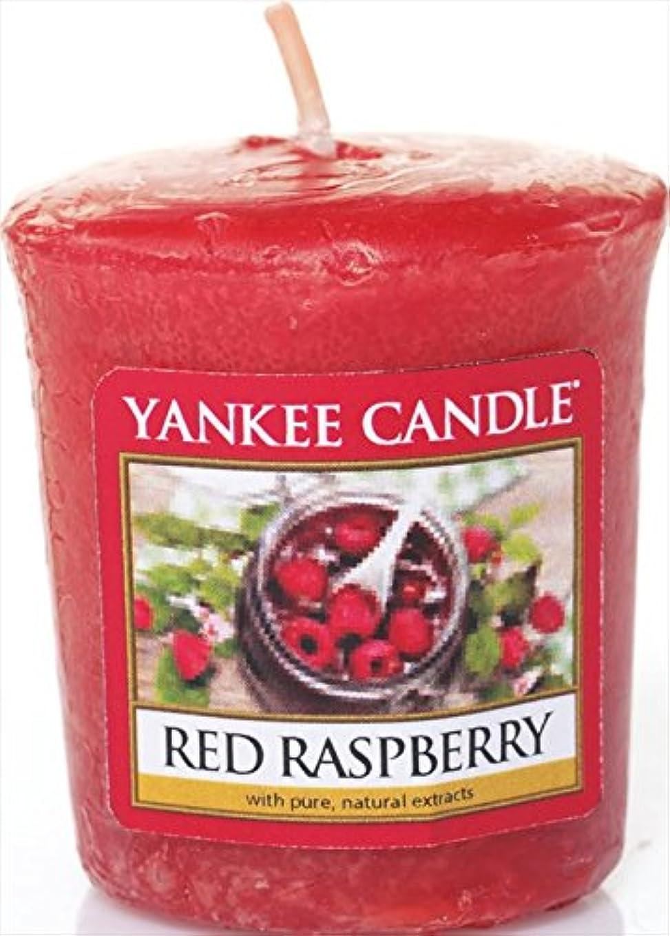 人工的なリングバック動脈ヤンキーキャンドル( YANKEE CANDLE ) YANKEE CANDLEサンプラー 「 レッドラズベリー 」